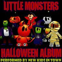 Little Monsters Halloween Album