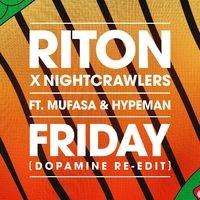 Friday (feat. Mufasa & Hypeman) (Dopamine Re-Edit)