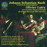 Bach: L'art de la transcription