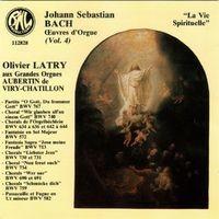Bach: L'œuvre d'orgue (La vie spirituelle)