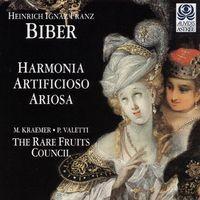Biber: Harmonia artificioso-ariosa