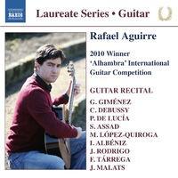 Rafael Aguirre: Guitar Recital