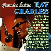 Ray Charles - Grandes Éxitos Vol.2