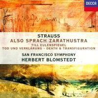 Richard Strauss: Also sprach Zarathustra; Tod und Verklärung; Till Eulenspiegels lustige Streiche
