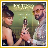 Hoy Tengo Ganas De Ti (feat. Larah)