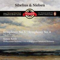 Sibelius: Symphony No.5 & Nielsen: Symphony No.4