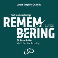 Turnage: Remembering - EP