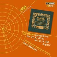 Mozart: Symphonies No. 39, K. 543 and No. 41, K. 551