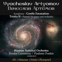 Vyacheslav Artyomov: Gentle Emanation & Tristia II