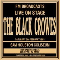 Live On Stage FM Broadcasts - Sam Houston Coliseum 6th February 1993