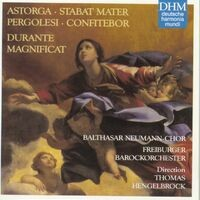 Durante, Astorga, Pergolesi / Sacred Works