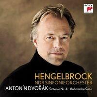 Dvorák: Sinfonie Nr. 4 & Böhmische Suite