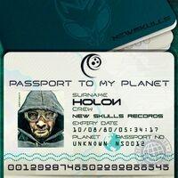 Passport To My Planet