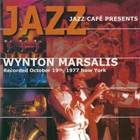 Jazz Café Presents Wynton Marsalis (Live)