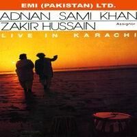 Adnan Sami Khan & Zakir Hussain Live in Karachi