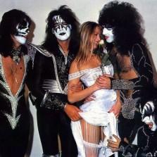 Kiss en Madrid