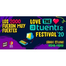 Love The Tuenti's Festival en Madrid