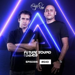 FSOE 640 - Future Sound Of Egypt Episode 640 (Live from Ministry Of Sound, March 2020)