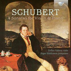 Schubert: 4 Sonatas for Violin & Piano
