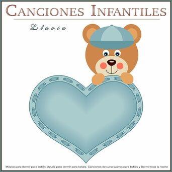 Canciones Infantiles - Lluvia - Música para dormir para bebés, Ayuda para dormir para bebés, Canciones de cuna suaves para bebés y