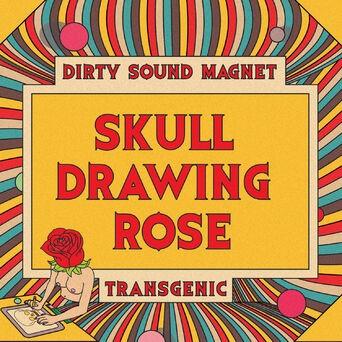 Skull Drawing Rose