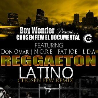 Reggaeton Latino (feat. Nore, Fat Joe & Lda)