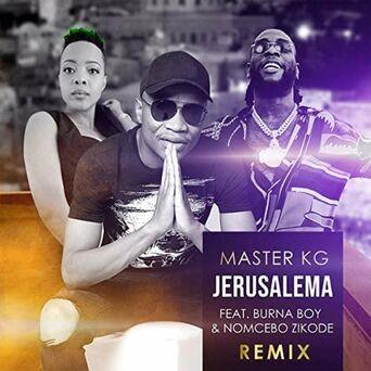 Jerusalem (feat. Nimcebo zikode & burna boy)