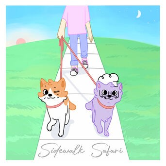 sidewalk safari