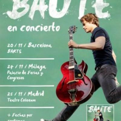 Carlos Baute en Málaga