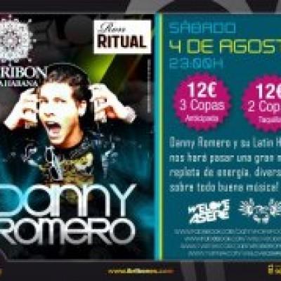 Danny Romero en Roquetas de Mar (Almería)