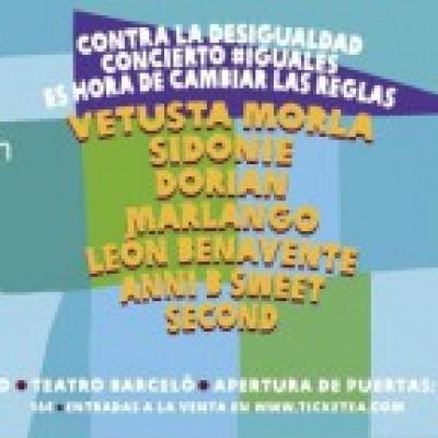 Vetusta Morla, Sidonie, Marlango, Dorian, Anni B Sweet, Second, León Benavente en Madrid