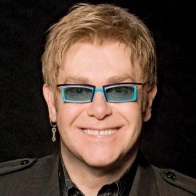 Elton John en Marbella (Málaga)