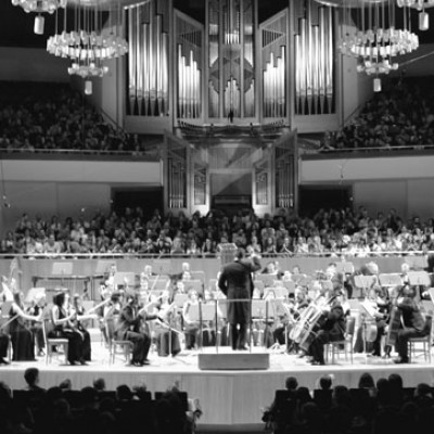 Concierto de la Orquesta Sinfónica de Cine en el Auditori de Barcelona en Barcelona