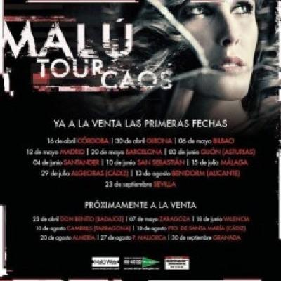 Malú en Málaga