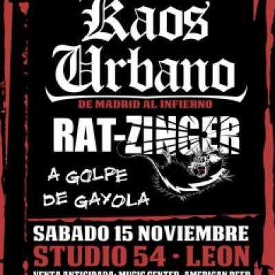 Manolo Kabezabolo, Vagos Permanentes, Rat-Zinger en Madrid