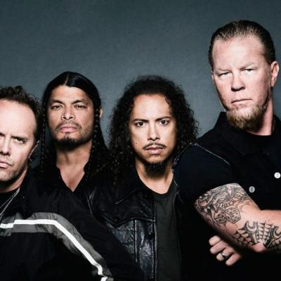 Metallica, Ghost, Bokassa en Madrid