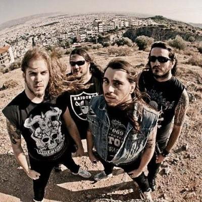Suicidal Angels,Crisix en Barcelona