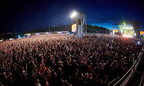 Marea triunfa en Madrid ante 30.000 personas y anuncia nueva fecha para el Wizink Center